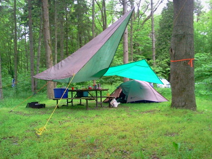 Troop 317 wiki licensed for non commercial use only for How to create a canopy